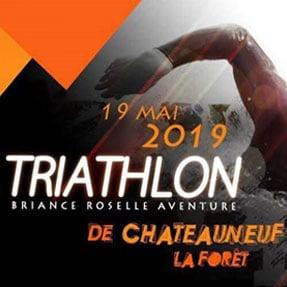 Poste de secours triathlon Châteauneuf-La-Forêt